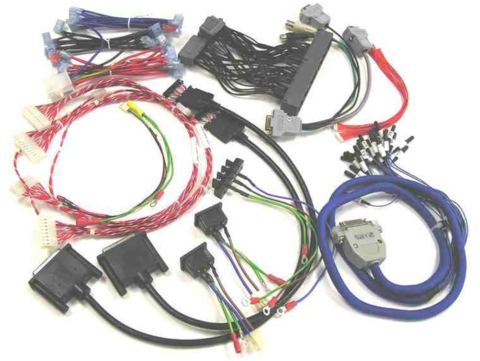 cable assemblies for plc wiring services manufacturer application area
